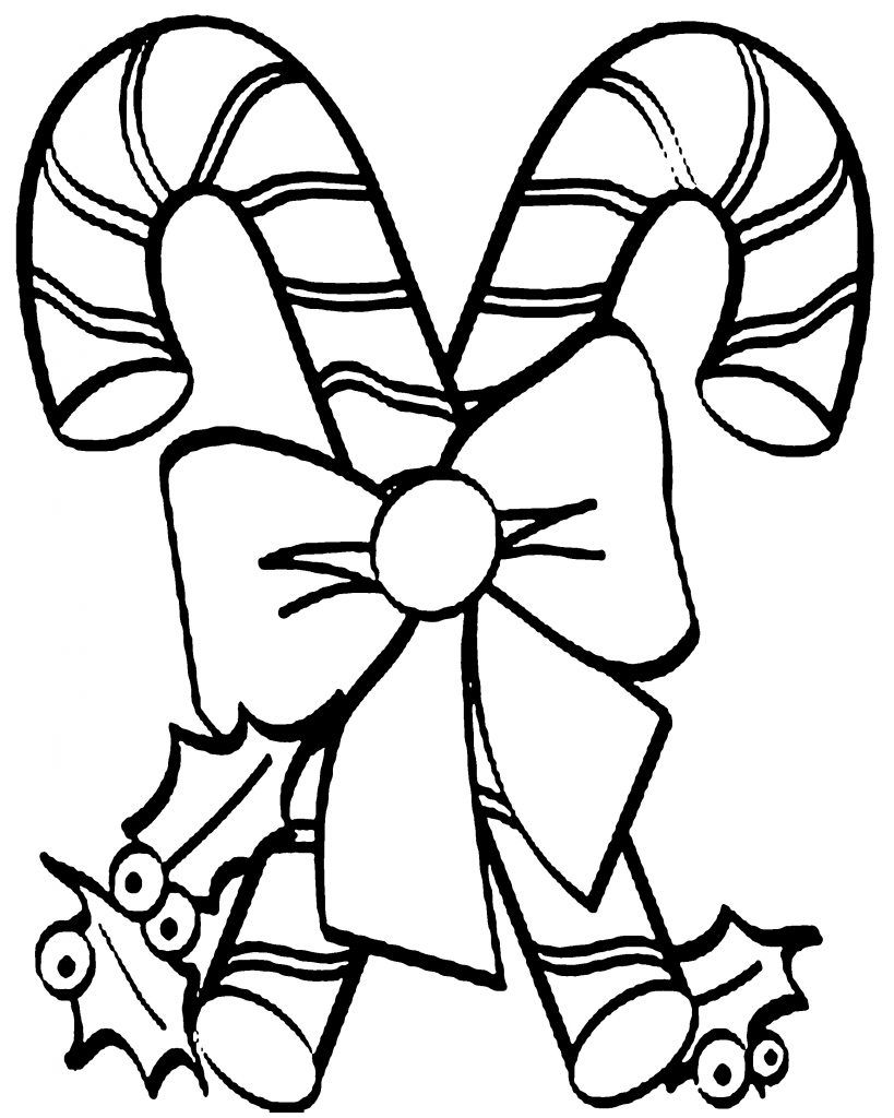 35++ Christmas colouring pages for preschoolers ideas