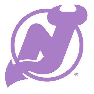 Hockeyfightscancer New Jersey Devils Hockey Logos Nhl Logos