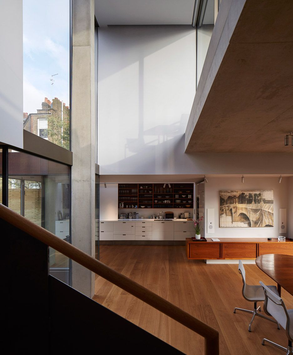 London Apartments Exterior: Levring House By Jamie Fobert Architects