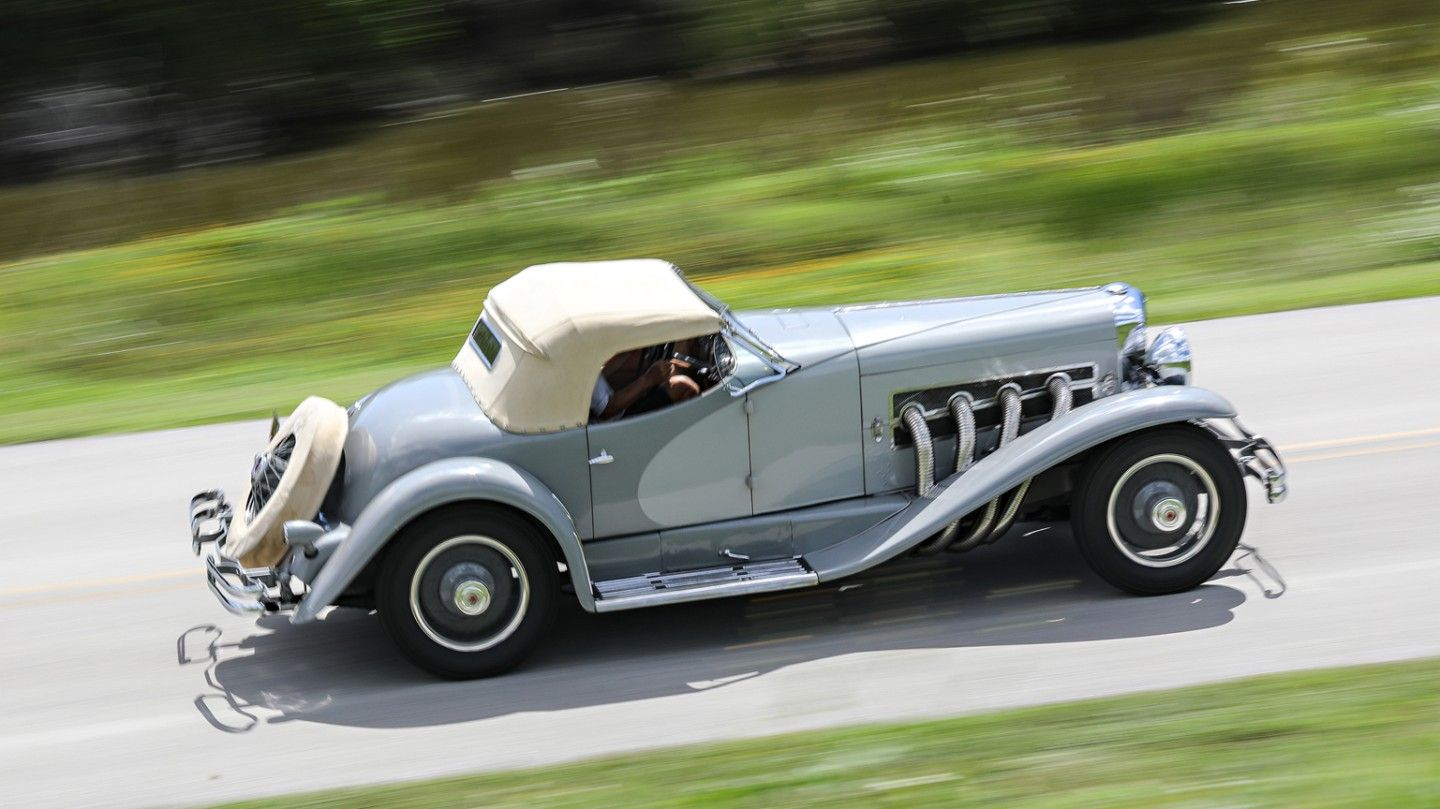 Gary Cooper's Duesenberg SSJ: World's fastest pre-WW2 road car expected to smash auction records