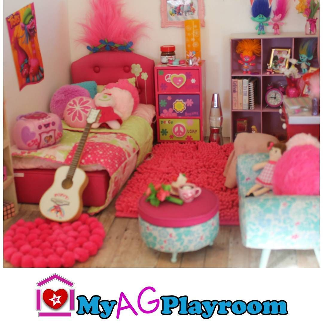 The Trolls Bedroom Looks Great Watch The Trolls Bedroom