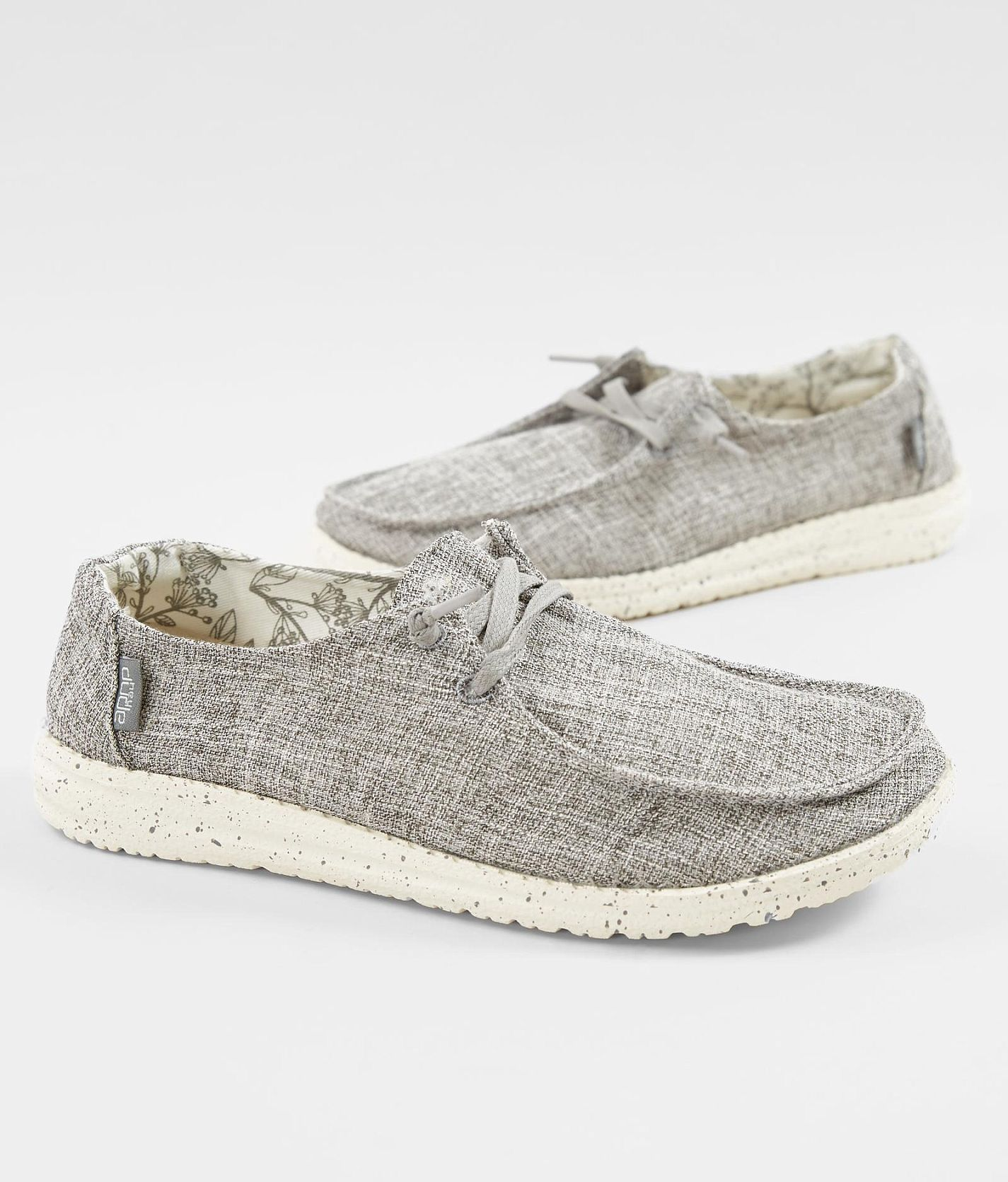 Hey Dude Wendy Shoe Women's Shoes in Iron | Buckle in 2020