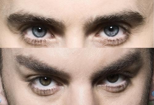 xox-shree-xox:    Eyes that see into infinity…<3