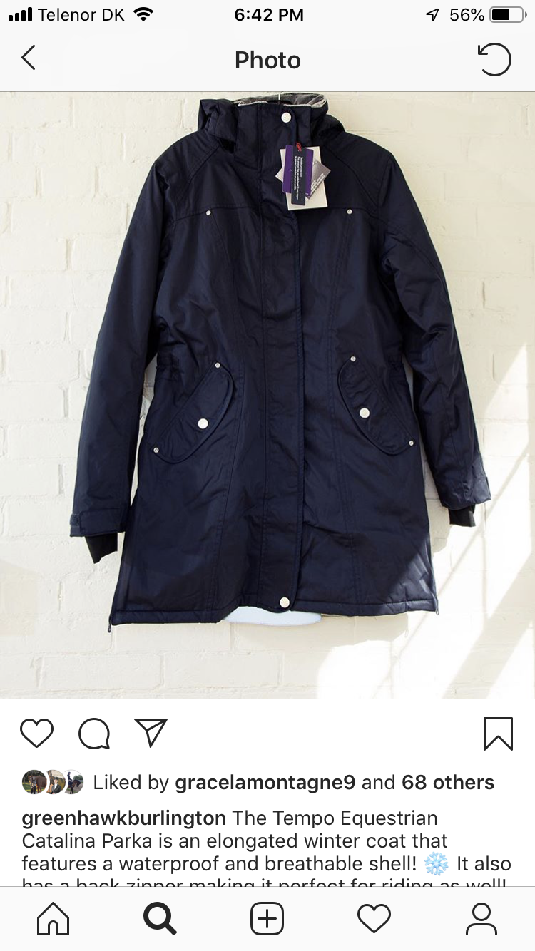 I also really like this jacket for the barn! Greenhawk The Tempo