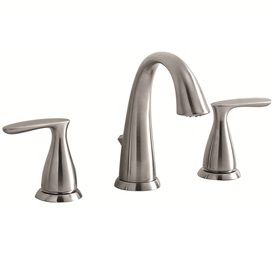 Aquasource Brushed Nickel Pvd 2 Handle Widespread
