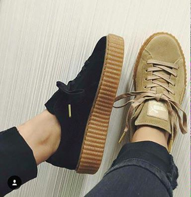Puma Creeper I Just Ordered The Black Ones Can T Wait