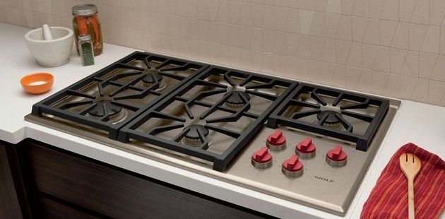 36 Professional Gas Cooktop Wolf Appliances Gas Cooktop Wolf