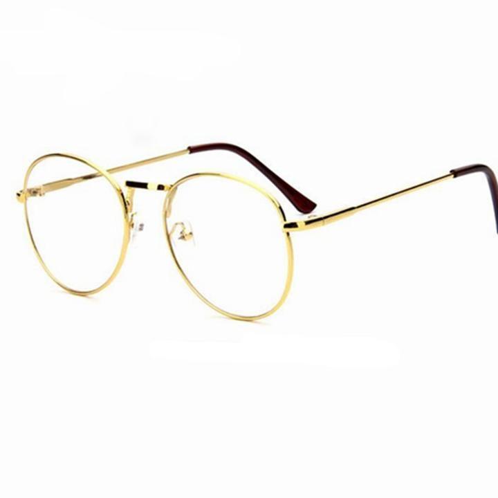 d876fc75f311 light TR retro clear lens nerd glasses frames for men male oval small –  novahe