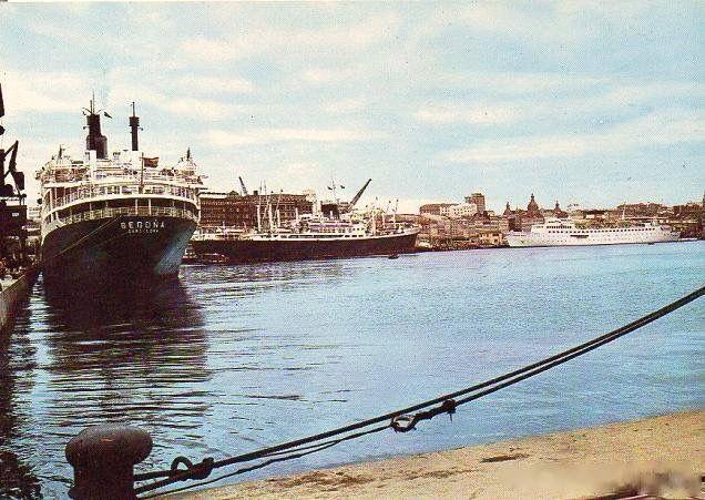 Fotos antiguas puerto de la corua 8