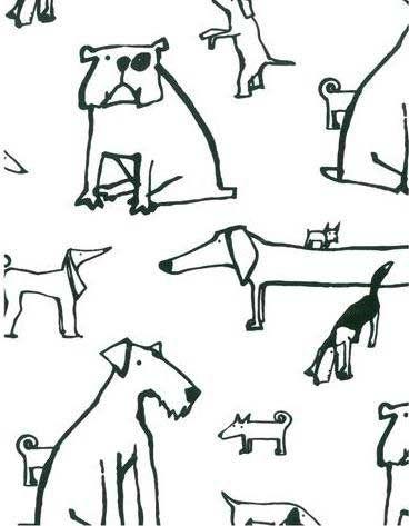 Dog Days Of Summer En 2020 Illustration Animale Peinture Murale Art Animalier
