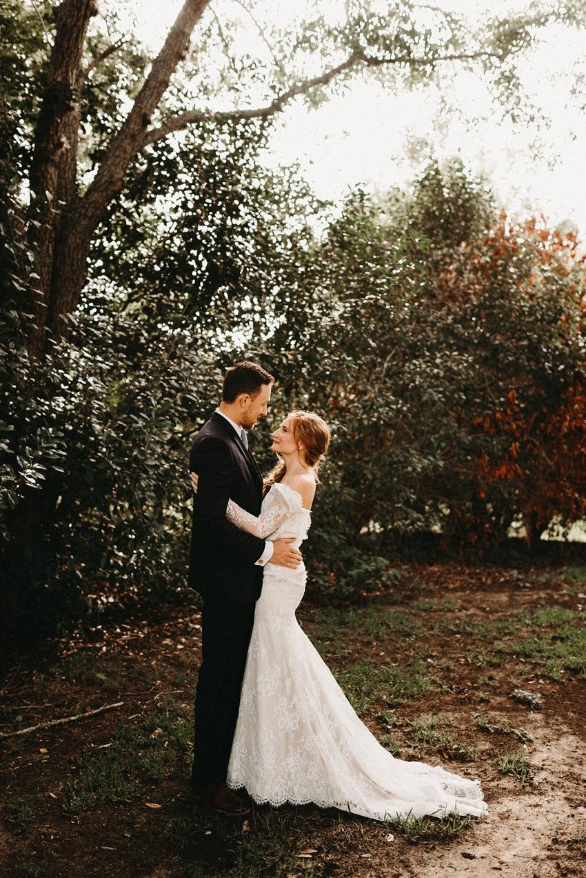 A vintage garden wedding with relaxed boho vibes bridal