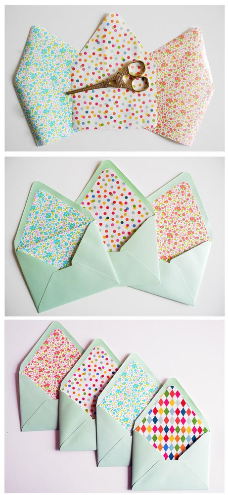 Envelope Template Kit Make Your Own