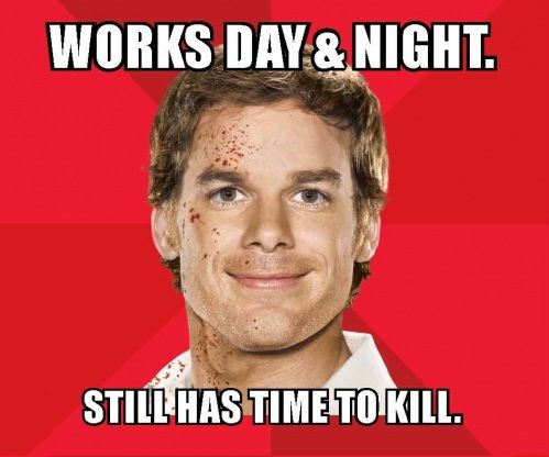Dexter Works Dexter Memes Dexter Seasons Dexter Season 7