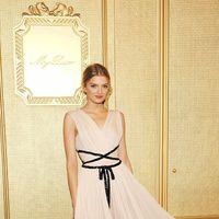 El look de Lily Donaldson, portada de Vogue mayo