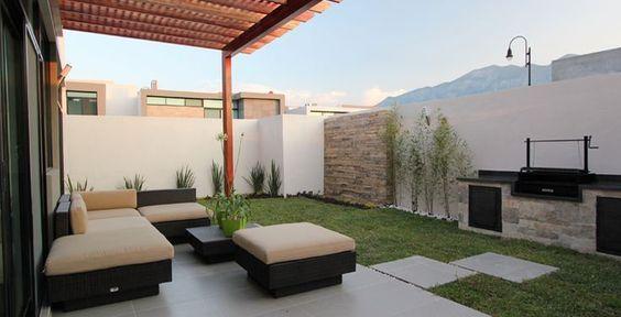decoracion de patios pequeos modernos Buscar con Google Dream