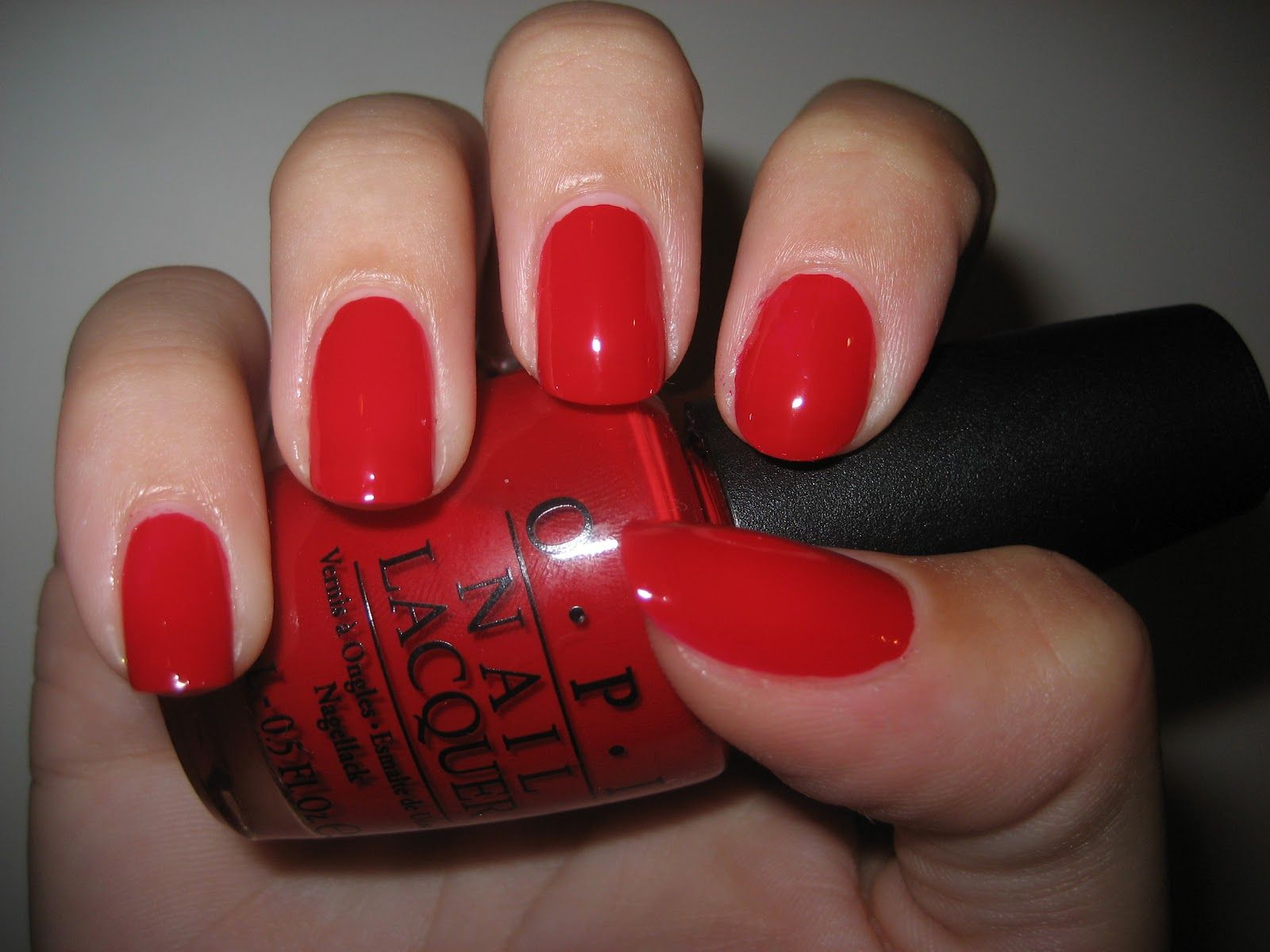 OPI the thrill of brazil Loooove this color just replaced my old ...