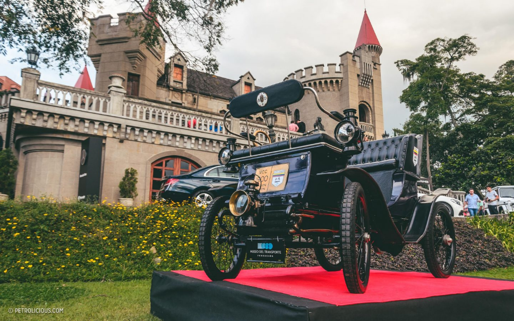 The Medellín Concours d'Elegance Is A View Into Colombia's Earliest Automobiles • Petrolicious