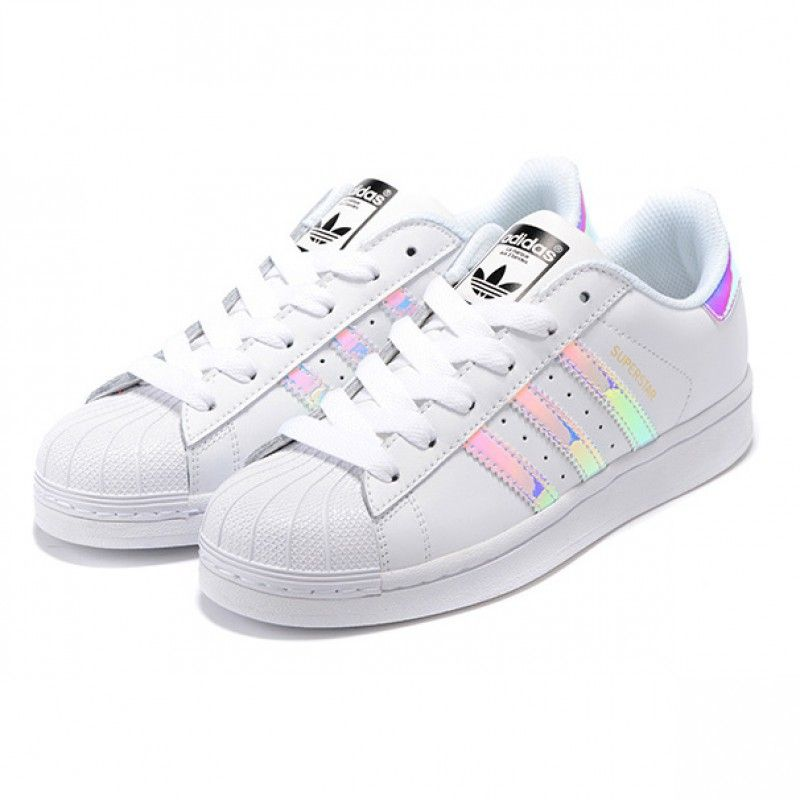 best service cd0b2 894b3 Sneakers adidas · Adidas Superstar Casual Shoes Laser Symphony white