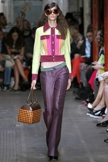 Moschino Cheap & Chic -Spring 2013 - I love that they use cheap in their name!