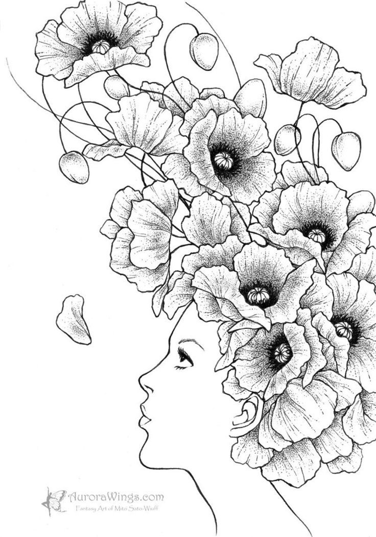 Image result for black and white drawing poppies tattoos by image result for black and white drawing poppies mightylinksfo