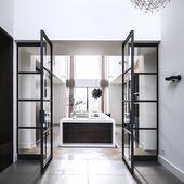 • EXCLUSIVE SPATIALITY • The house has a spatial layout, with ...#binnenkijk...   - Kitchen -...   - Opzet -   #binnenkijk #Exclusive #House #kitchen #layout #Opzet #spatial #SPATIALITY