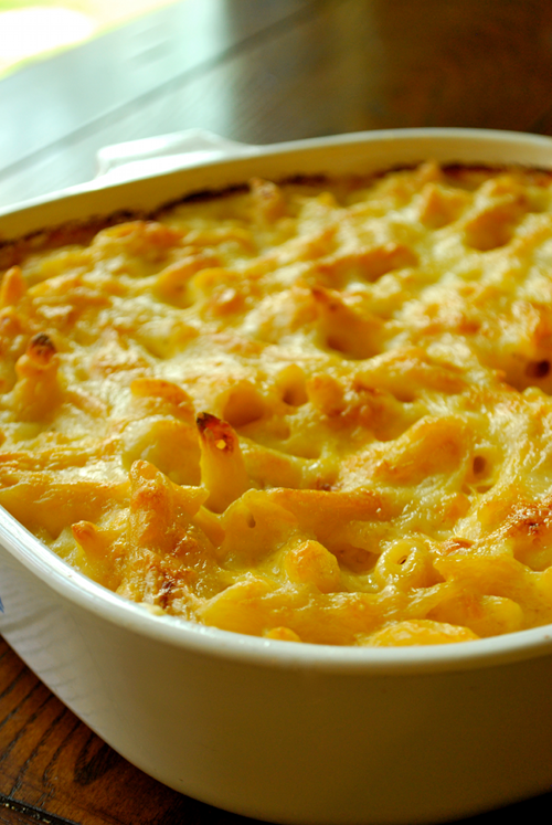 Clic Baked Mac N Cheese This Is The Version That You Loved Growing Up As A Kid Ahhhhh It S Still Favorite At My House