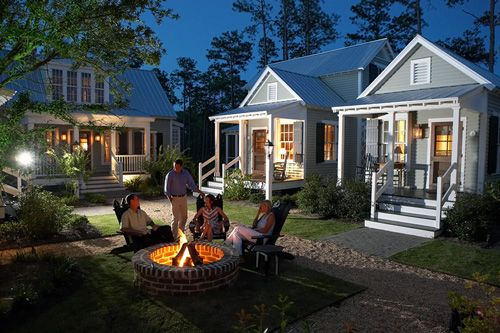 Coastal Cottages Family Retreat Tiny House Community