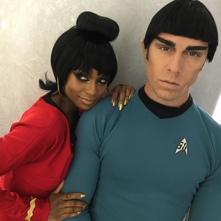 30 Pop Culture Halloween Costumes For Couples You Can Make at Home - pop culture halloween costume ideas
