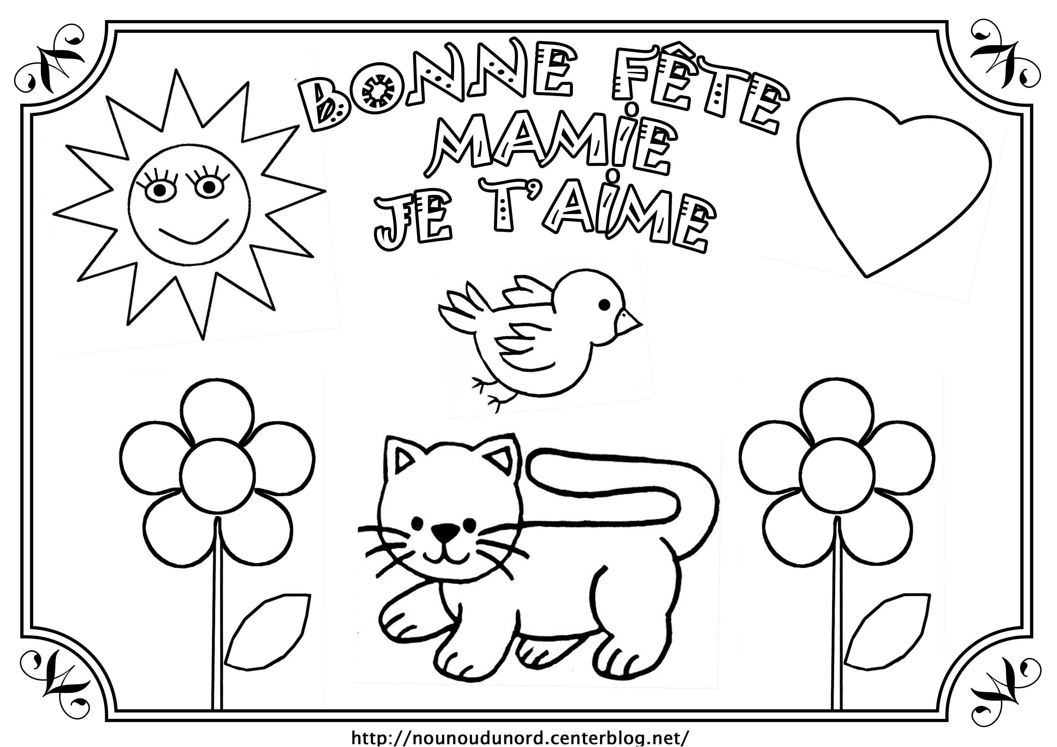 12 Anime Coloriage Papa Je T 039 Aime Stock Bon Anniversaire Maman Joyeux Anniversaire Maman Anniversaire Mamie