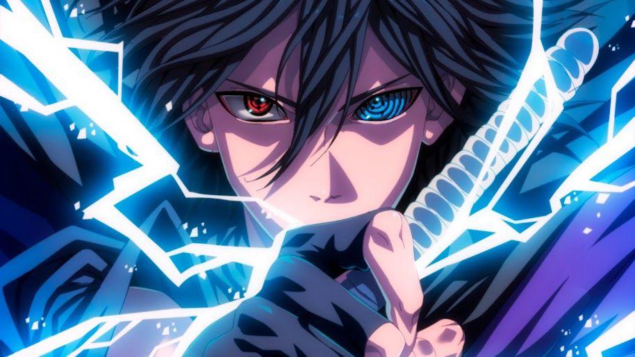 Sasuke Sharingan Rinnegan Eyes Lightning 4k 33 Wallpaper For Desktop Laptop Imac Macbook Pc Tabl Naruto And Sasuke Wallpaper Sasuke Sharingan Anime