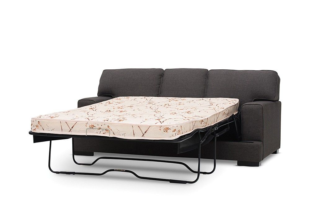 Betty Fabric 3 Seater Sofa Bed Super Amart Furniture