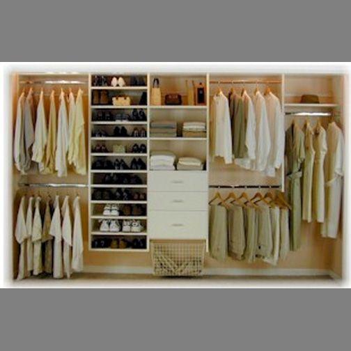 google image result for httpclosetworks03homesteadcompictures reach in closetcloset remodelcustom - Reach In Closet Design Ideas