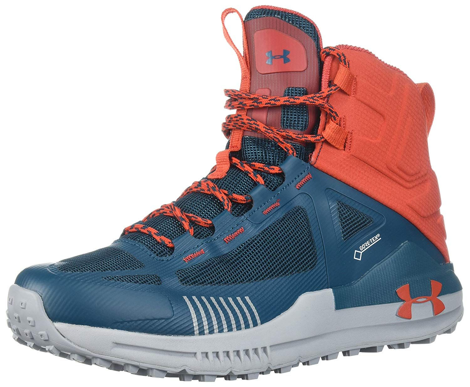 Under Armour Mens Verge 2.0 Mid Gore-tex Hiking Boot