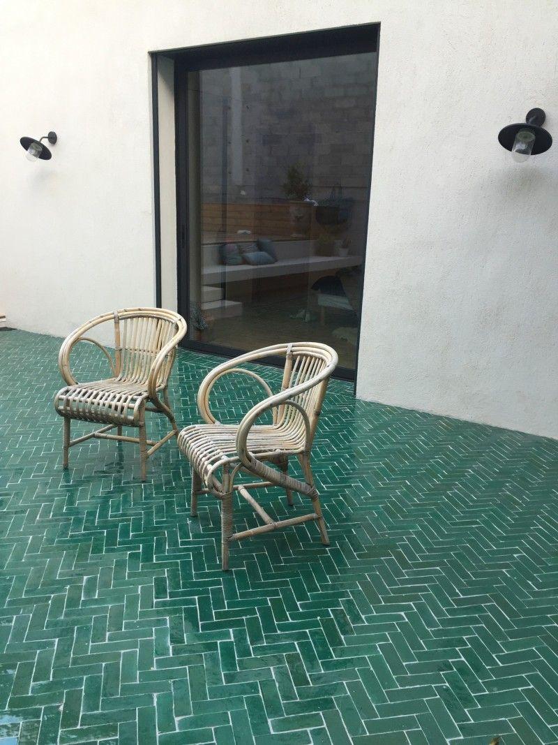 Carrelage Du Grand Sud zelliges / bejmats | zellige salle de bain, salle de bain