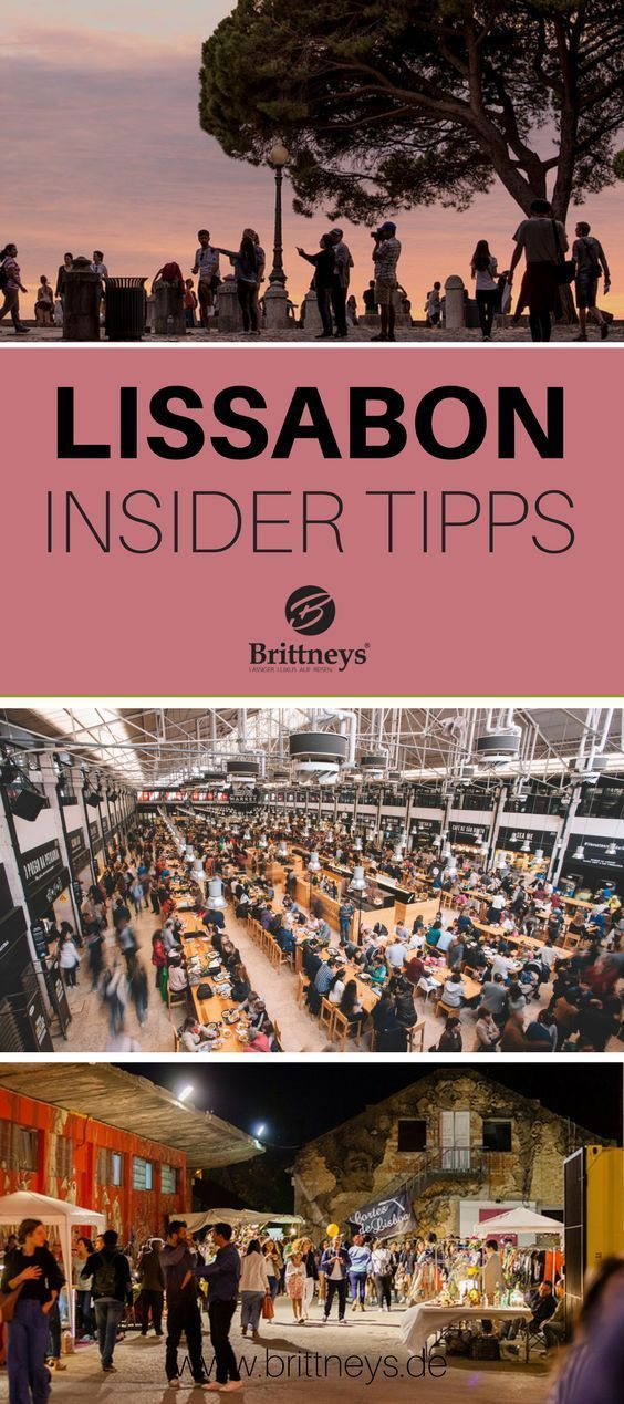 12 Lissabon Sehenswürdigkeiten Insider-Tipps v #bestplacesinportugal
