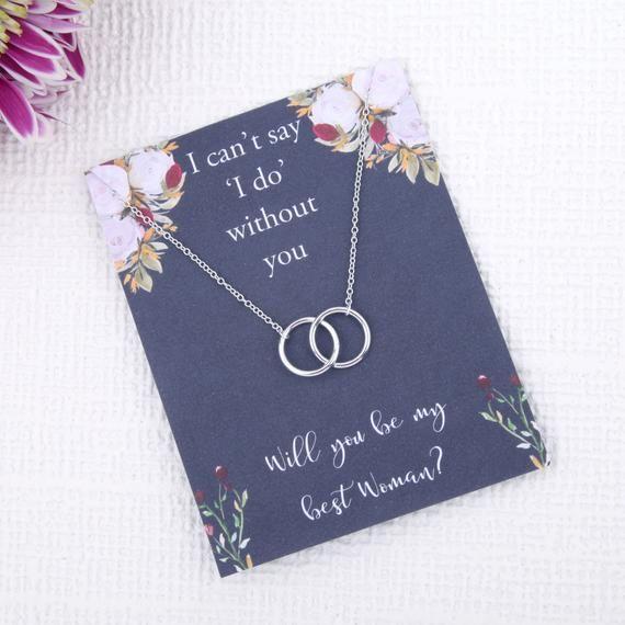 Best Women Proposal, Best Man Gift, Will You Be My Best