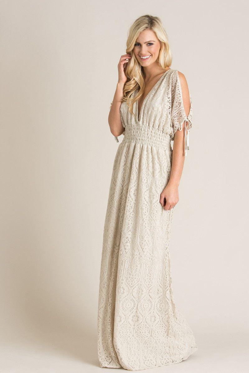 Elaine Cream Lace Maxi Dresss Morning Lavender Guest Dresses Wedding Guest Outfit Wedding Guest Dress Summer [ 1200 x 800 Pixel ]