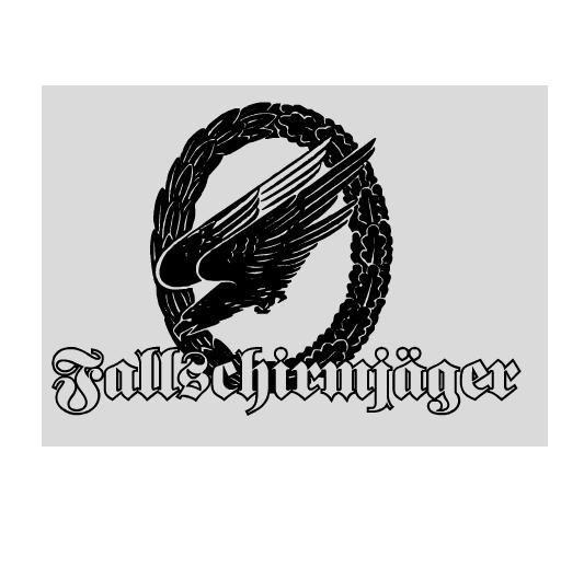 Aufkleber Fallschirmjäger Mehr Infos Auf Wwwguntia