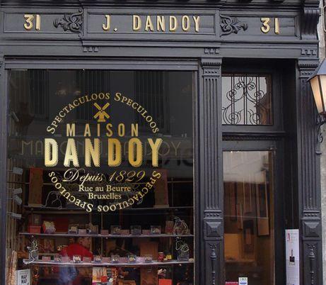 Dandoy - Bruxelles, Belgique - Jean-Baptiste Dandoy, jeune artisan - la maison de l artisan