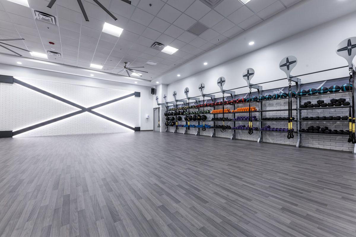Mountainside Fitness Ahwatukee Az At Home Gym Gym Design Fitness Design