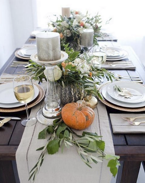 Cool Fall Table Decorating Ideas Shelterness Th - 67 cool fall table decorating ideas