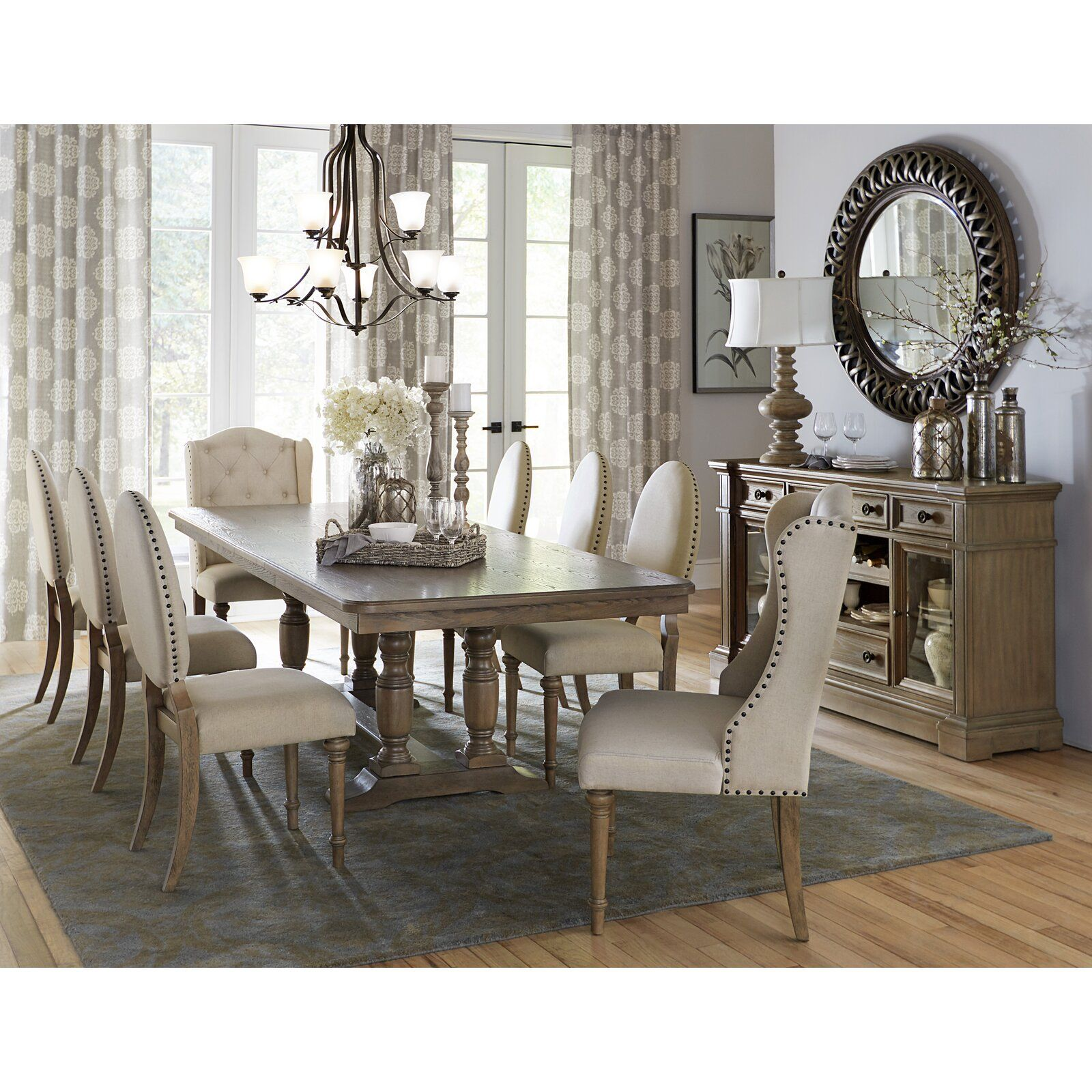 August Grove Lykens Sideboard Wayfair Dining Room Design
