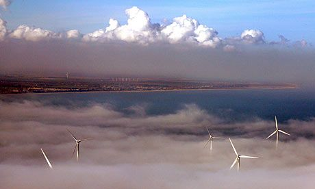 Renewable energy will overtake nuclear power in UK, study says