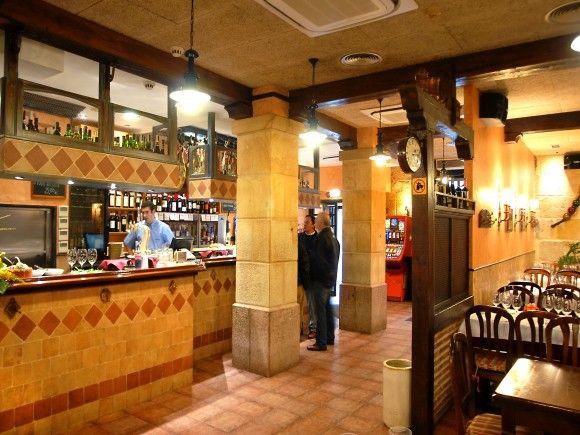 Restaurante gandarias san sebastian travel spain - Restaurante kaskazuri san sebastian ...