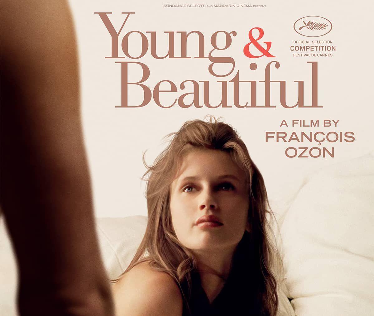 فيلم الفرنسي الرومانسي المثير Young Beautiful مترجم للعربية للكبار Romantic Movies Foreign Language Film Young And Beautiful