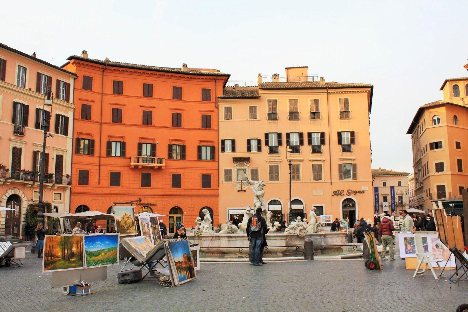 #ROME, LA VILLE ETERNELLE #italie #europe #travel #voyage
