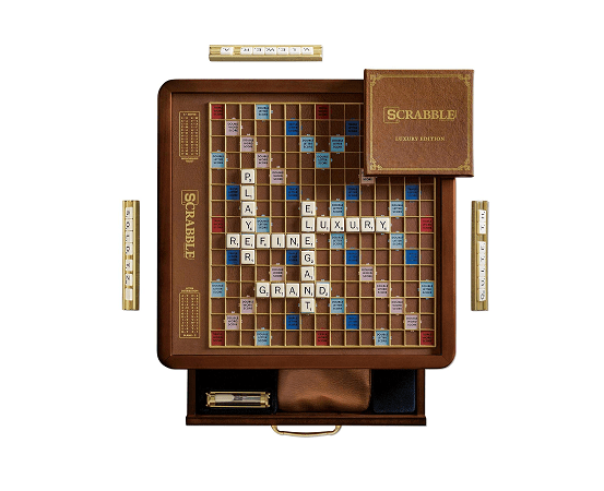 Scrabble Board Game Png