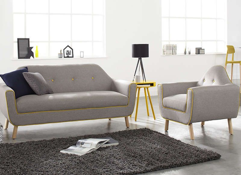Best Fauteuil Salon Moderne Pas Cher Contemporary - Design Trends ...