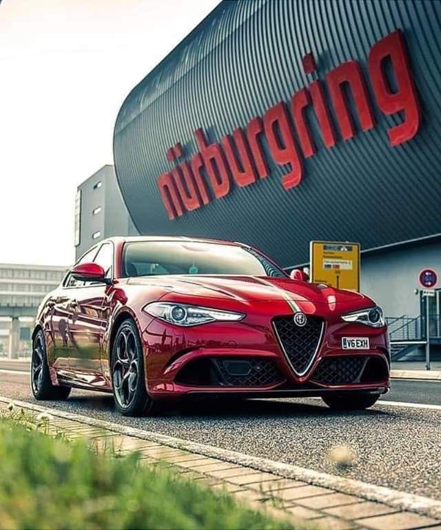 Pin By Yancho Stoev On Alfa Romeo