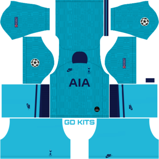Kit Fts Tottenham 2020